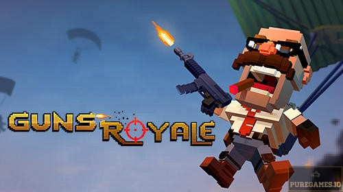 Download Guns Royale: Blocky Battlegrounds APK for Android/iOS 12