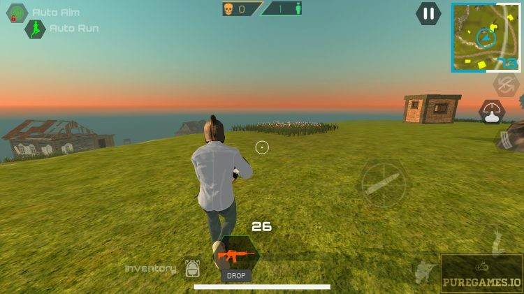 Download Battle Game Royale MOD APK - For Android/iOS - PureGames