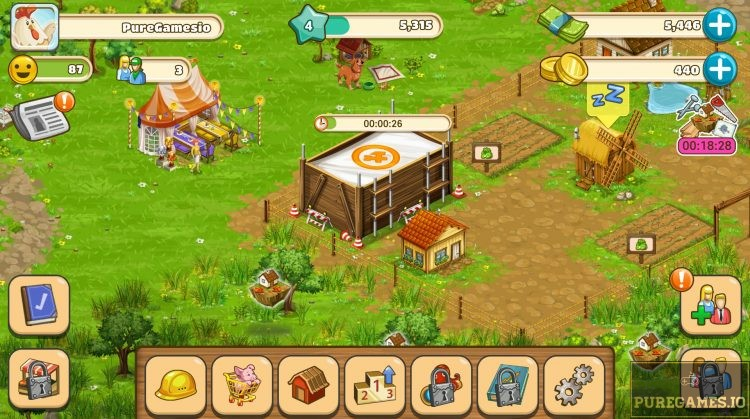download Big Farm Mobile Harvest