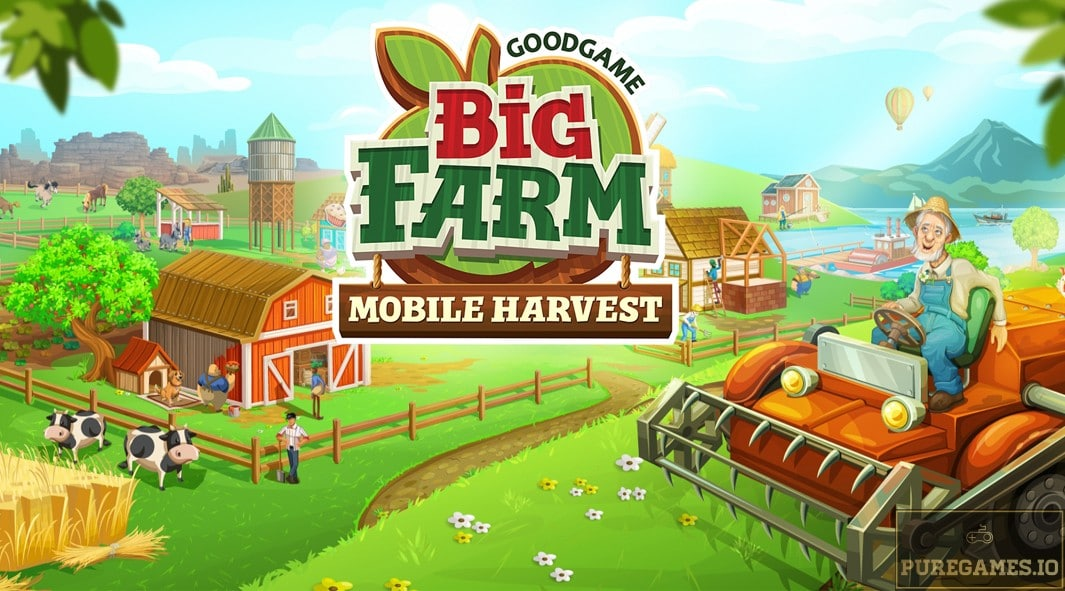 Download Big Farm: Mobile Harvest MOD APK - For Android/iOS 6