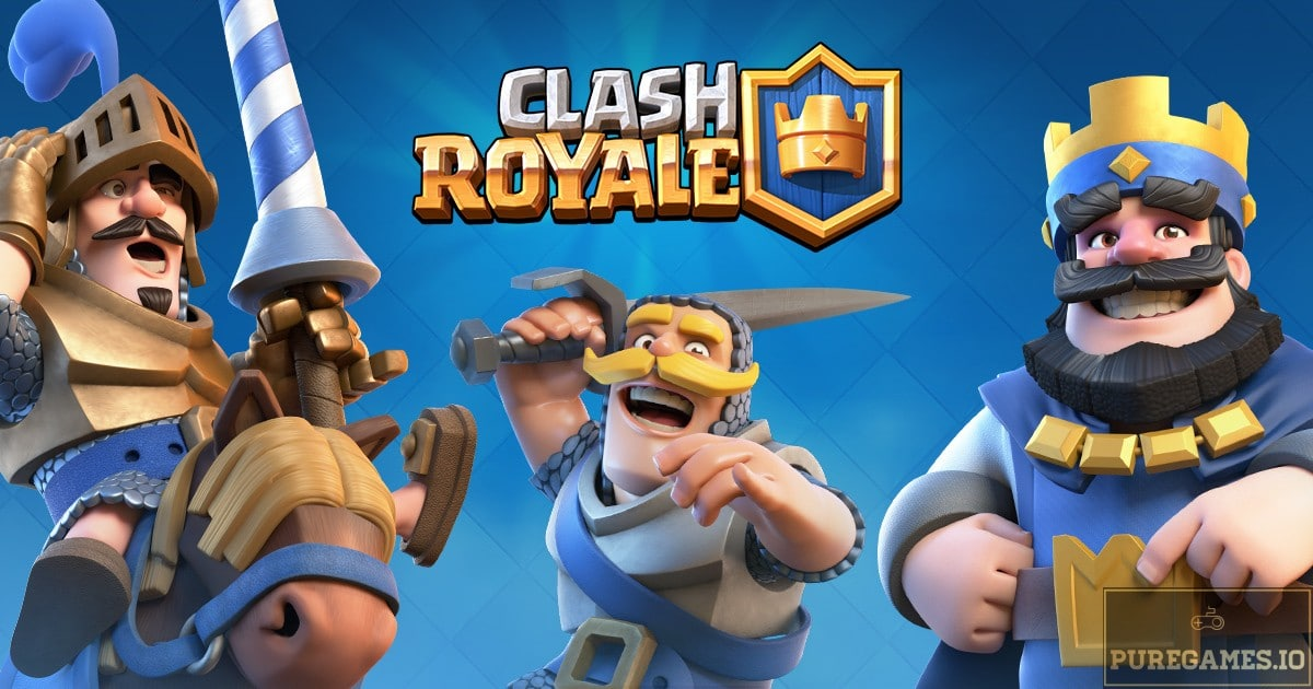 Download Clash Royale APK for Android/iOS 13