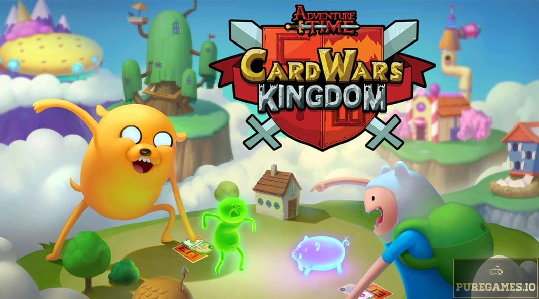 Download Card Wars Kingdom MOD APK - For Android/iOS 13