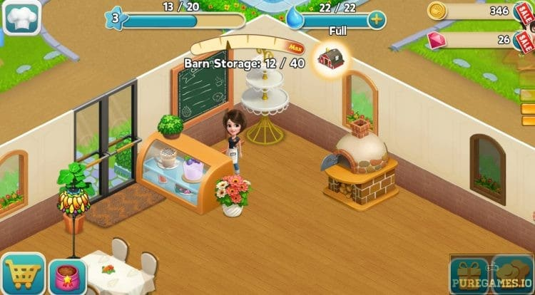 Download Cooking Country - Design Cafe MOD APK - For Android