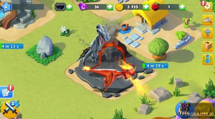 descargar dragon mania legends apk hack