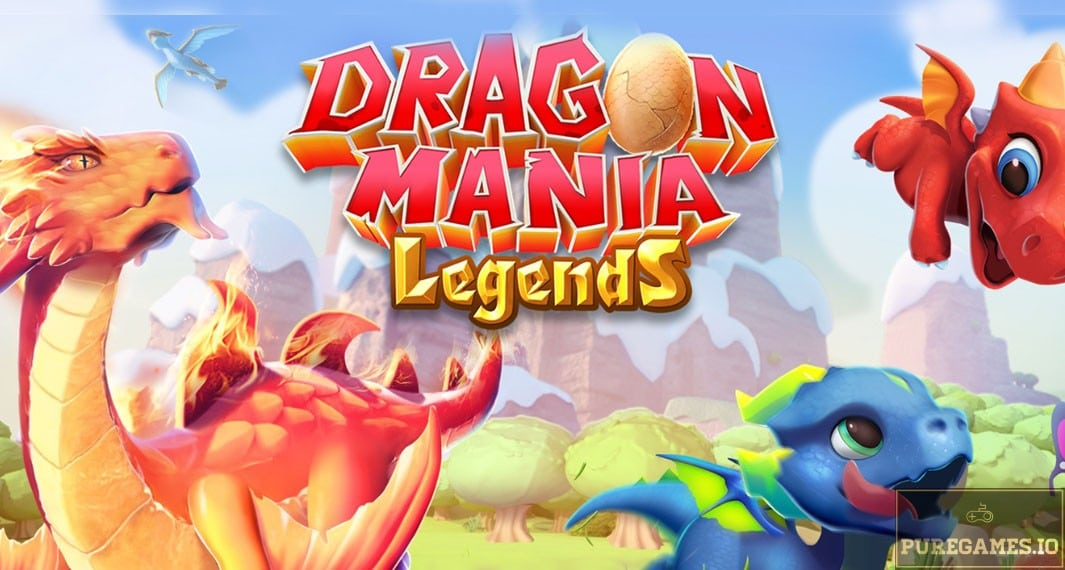 Download Dragon Mania Legends MOD APK - For Android/iOS 8