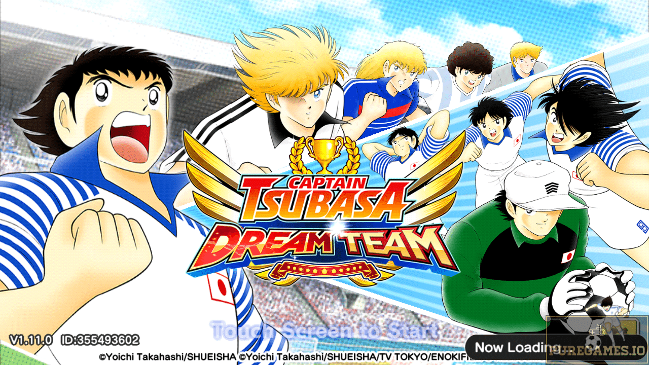 Download Captain Tsubasa: Dream Team MOD APK for Android/iOS 2