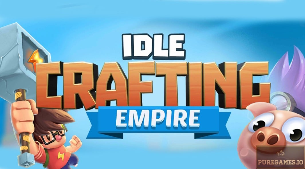 Download Idle Crafting Empire MOD APK - For Android/iOS 14