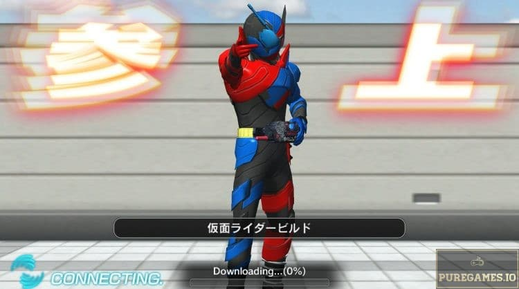 download Kamen Rider City Wars