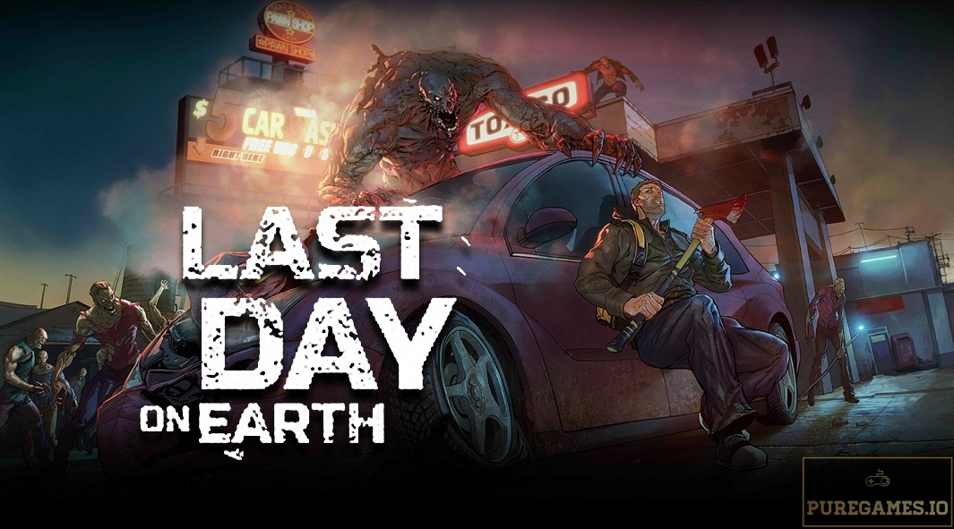 Download Last Day On Earth: Survival MOD APK - For Android/iOS 13
