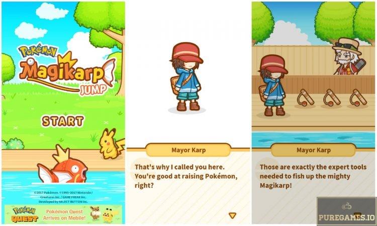 download Pokemon Magikarp Jump