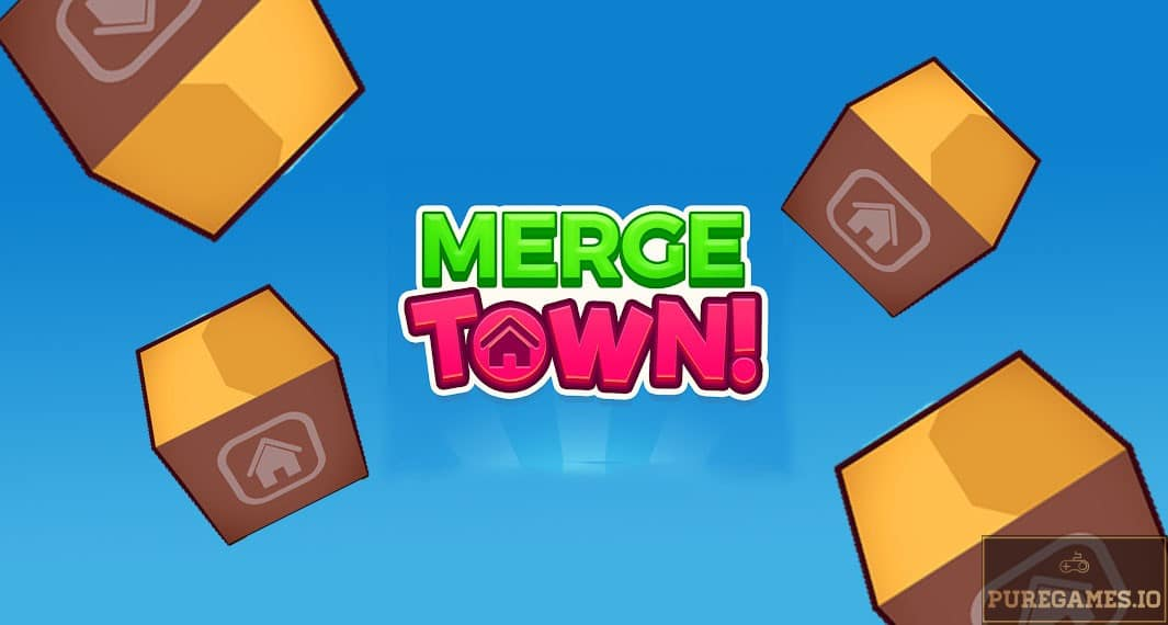 Download Merge Town! MOD APK - For Android/iOS 9