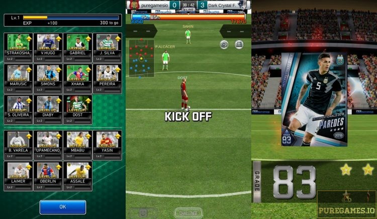 Download PES Card Collection MOD APK - For Android/iOS - PureGames