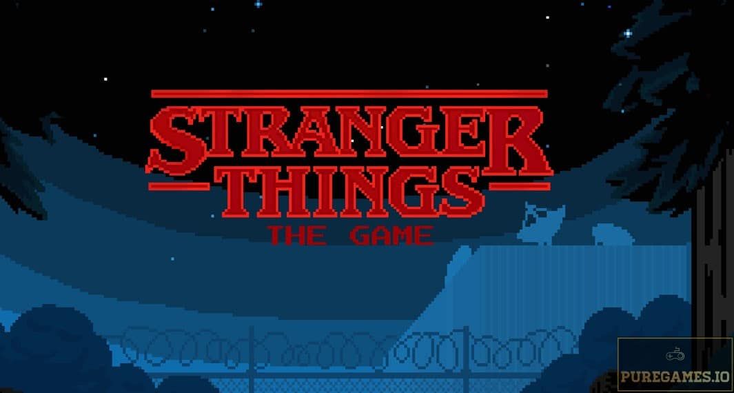 Download Stranger Things : The Game MOD APK - For Android/iOS 13
