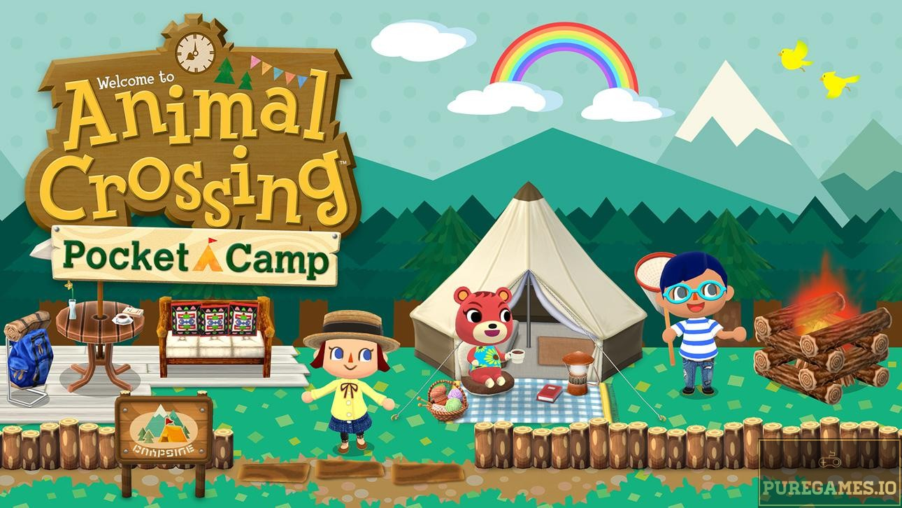 Download Animal Crossing: Pocket Camp APK for Android/iOS 14