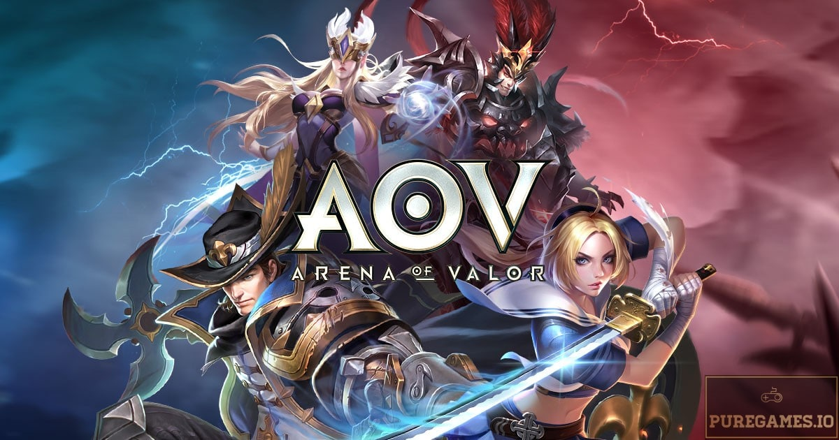 Download Arena of Valor – For Android/iOS 10