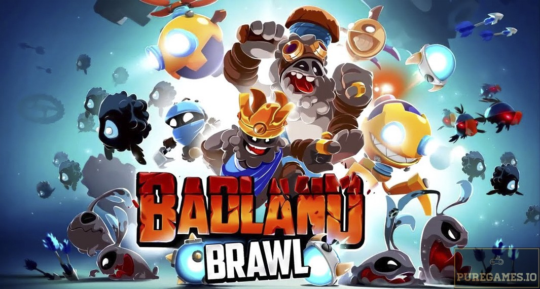 Download Badland Brawl MOD APK - For Android/iOS 8