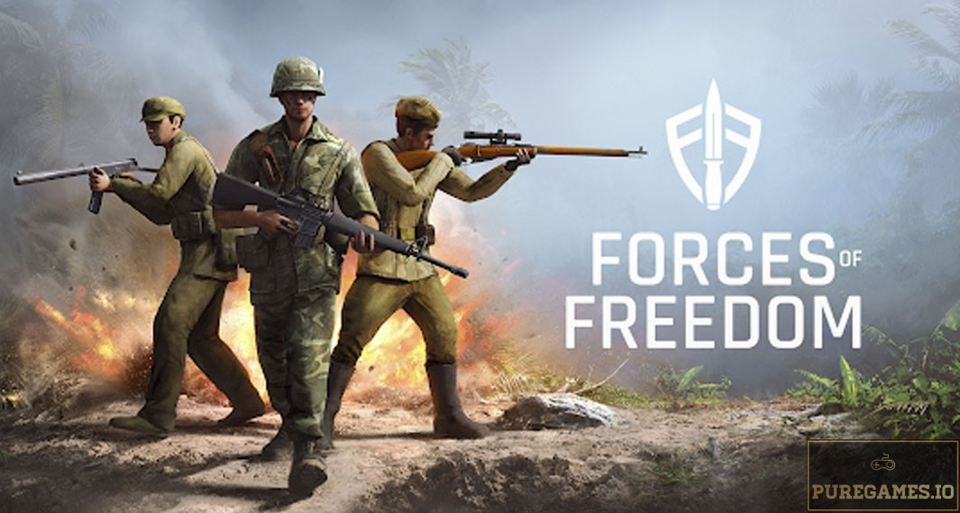 Download Forces of Freedom MOD APK - For Android/iOS 5