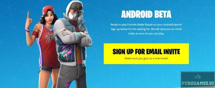 how to download Fortnite Battle Royale on Android