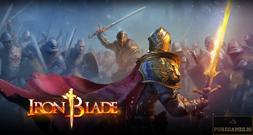 Download Iron Blade MOD APK - For Android/iOS 15