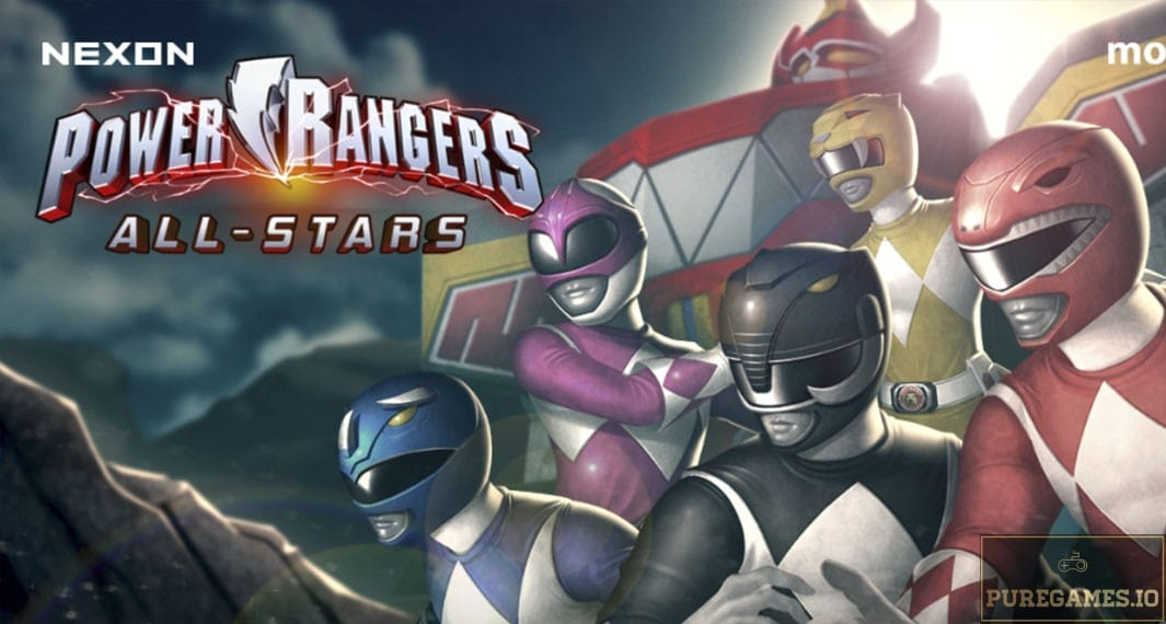 Download Power Rangers : All Stars MOD APK - For Android/iOS 13