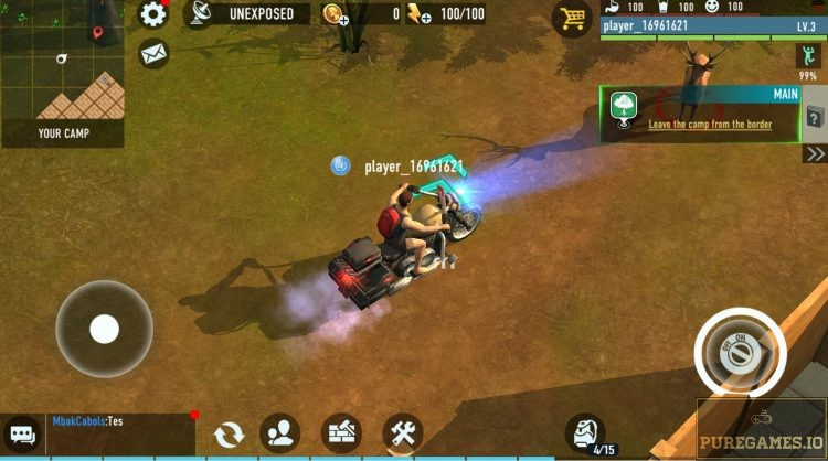 Download The Outlived MOD APK - For Android/iOS - PureGames