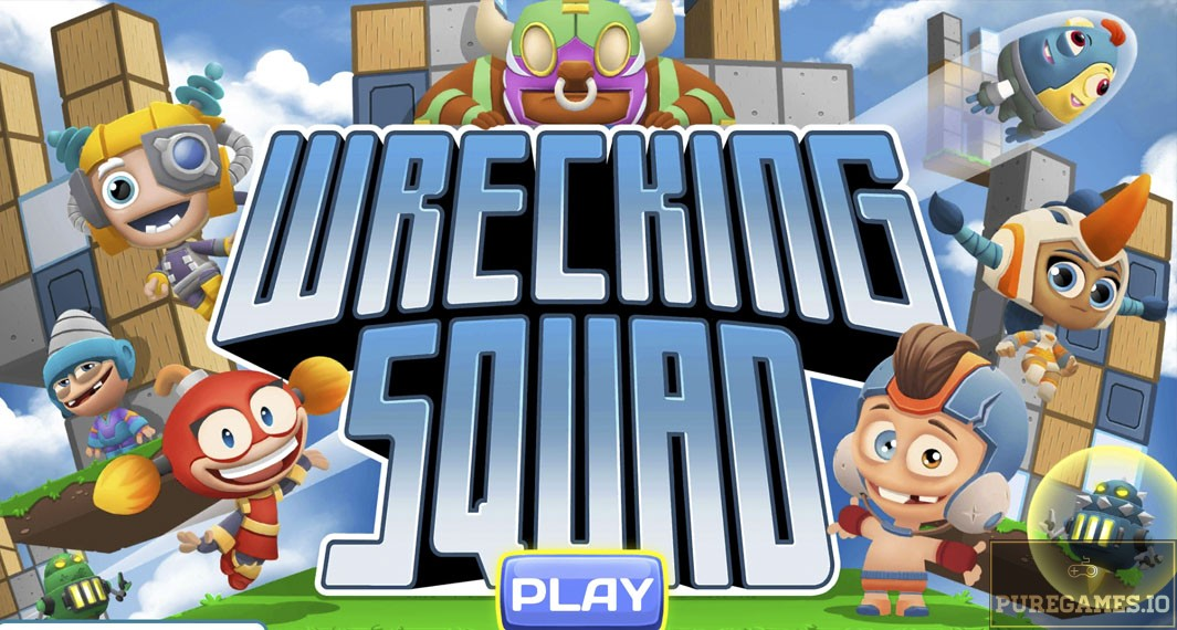 Download Wrecking Squad MOD APK - For Android/iOS 18