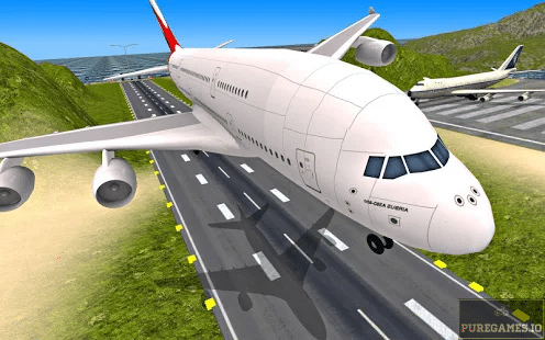 Download Airplane Fly 3D: Flight Plane – For Android/iOS 12