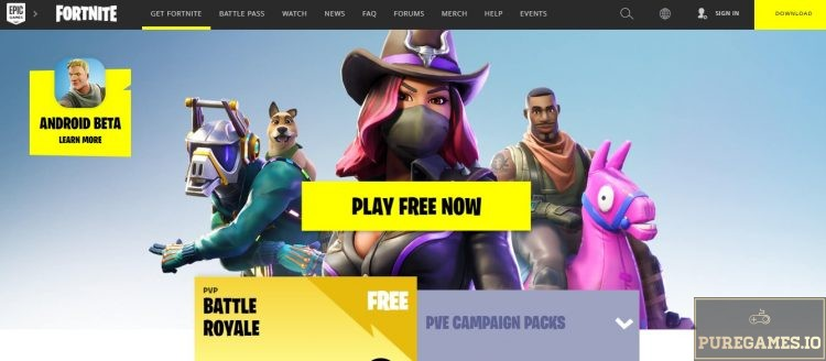 How To Download Fortnite Battle Royale on Android? - PureGames