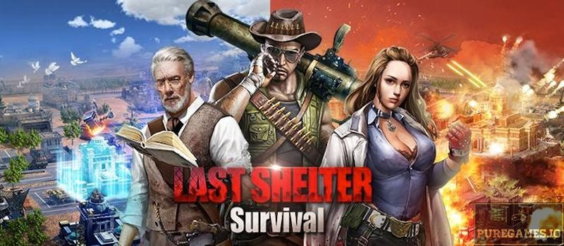 Download Last Shelter: Survival – For Android/iOS 1