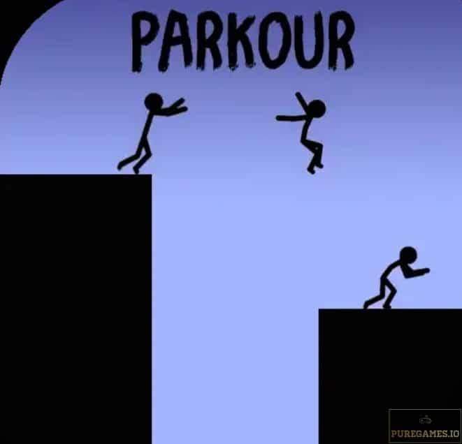 Download Stickman Parkour Platform Mod apk for Android 10