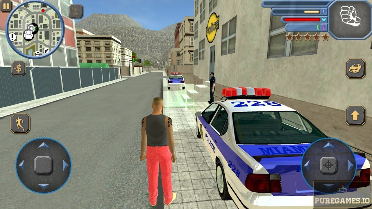 Download Street Thug Chicago: Fight To Survive 4 APK for Android/iOS 4