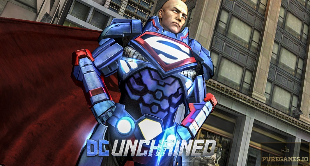 Download DC Unchained APK - For Android/iOS 18