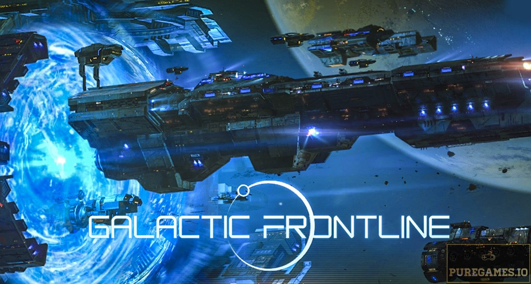 Download Galactic Frontline APK - For Android/iOS 10