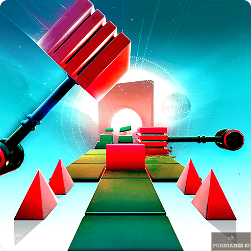 Download Glitch Dash MOD APK for Android 2