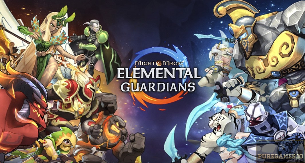 Download Might & Magic : Elemental Guardians APK - For Android/iOS 7