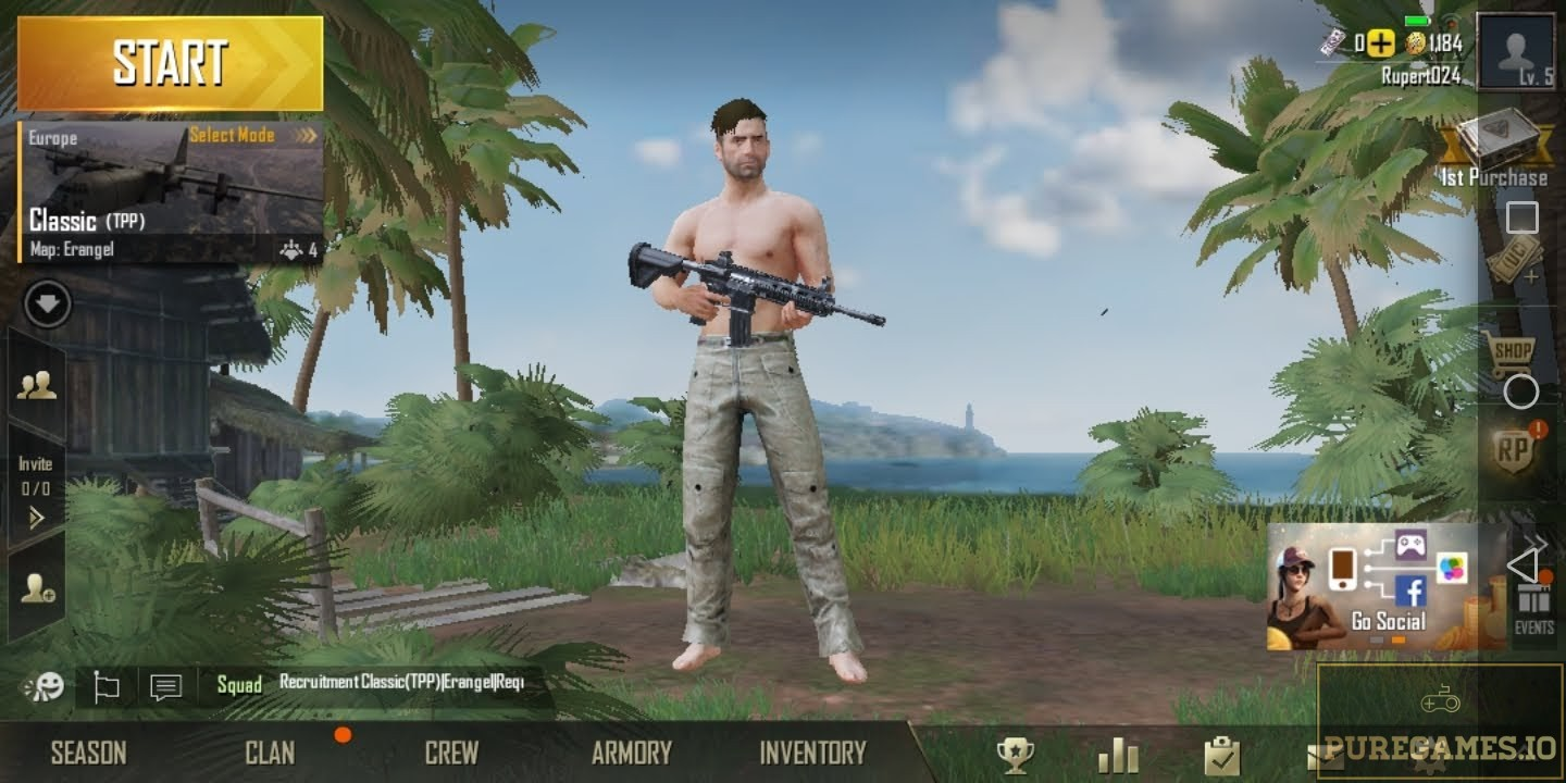 Download PUBG MOBILE APK for Android/iOS - PureGames