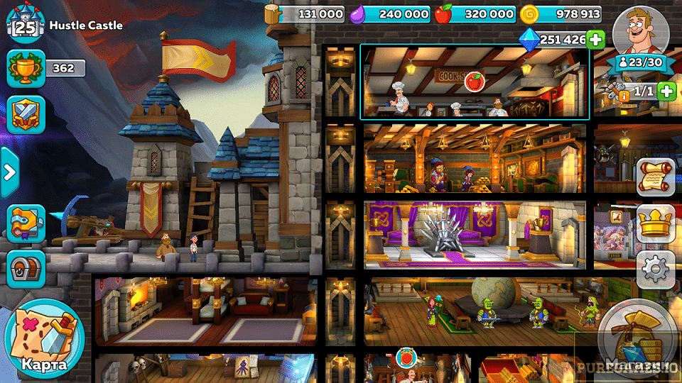 Download Hustle Castle: Fantasy Kingdom APK for Android/iOS 12
