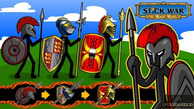 Download Stick War: Legacy APK for Android/iOS 10