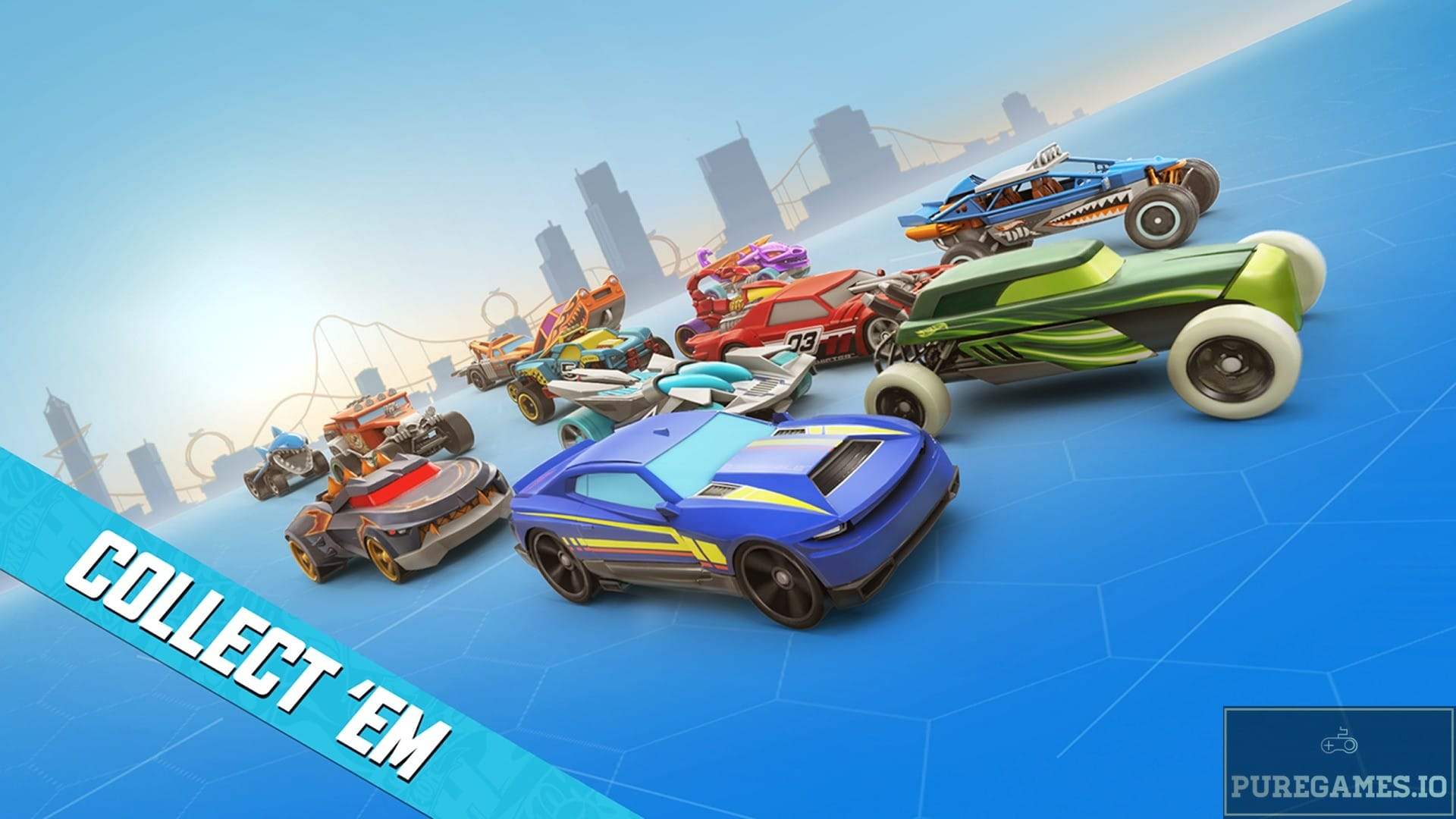 Download Hot Wheels: Race Off APK for Android/iOS 10