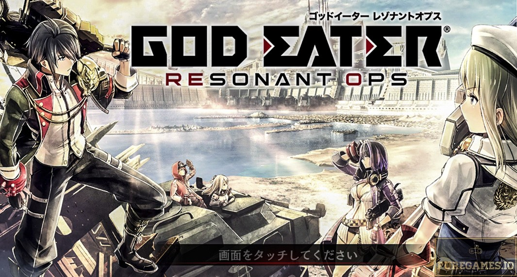 Download God Eater Resonant Ops APK - For Android/iOS 8