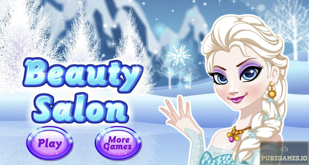 Play Ice Queen Beauty Salon APK on Android/iOS 3