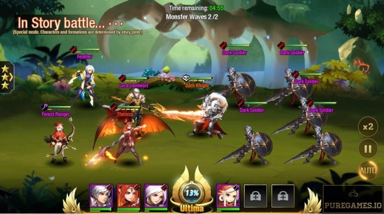 Download League of Angels - Paradise Land APK - For Android/iOS