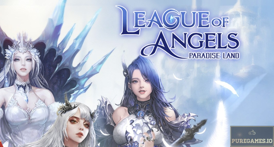 Download League of Angels - Paradise Land APK - For Android/iOS 10