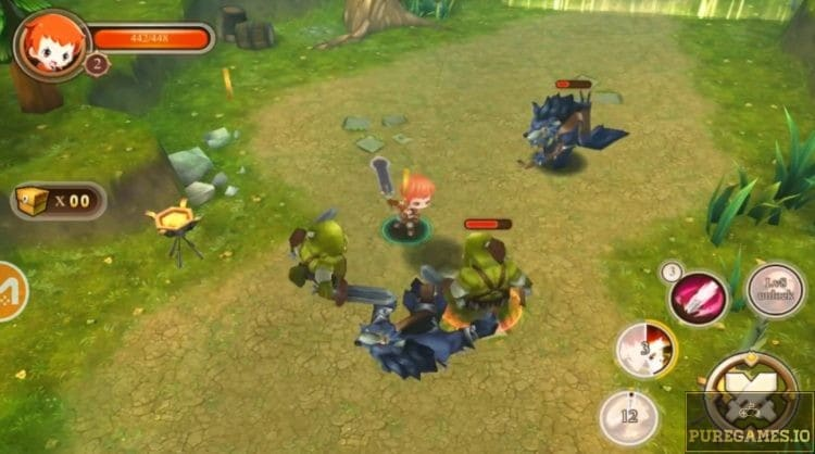 download Legend of Brave