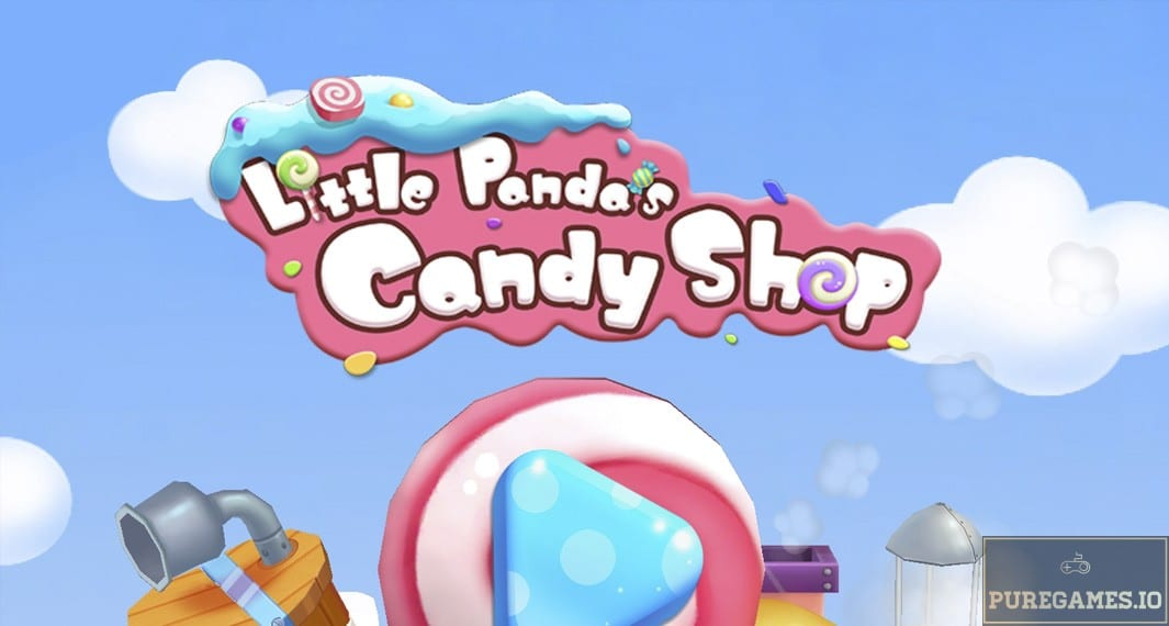 Download Little Panda's Candy Shop APK - For Android/iOS 10