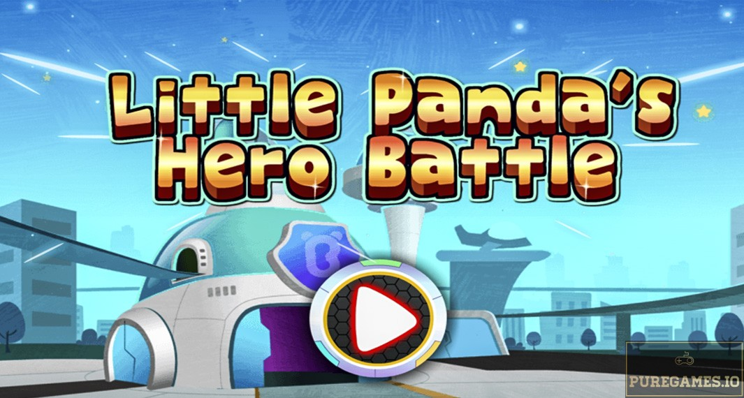 Download Little Panda's Hero Battle Game APK - For Android/iOS 9