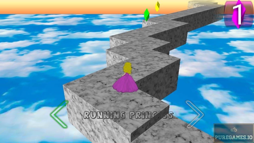 Download Running Princess APK for Android/iOS 9