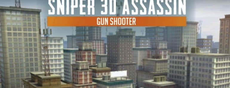 Download Sniper 3D Assassin APK - For Android/iOS 30