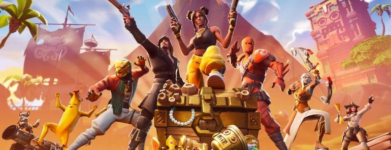 Free Download Fortnite for Android/iOS 1