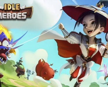 Download Idle Heroes APK - For Android/iOS 9